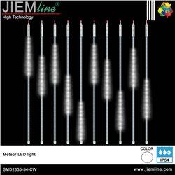 METEORITO LED BLANCO FRÍO 50 cm - SMD2835-54-CW