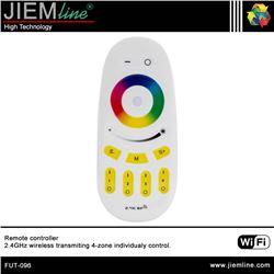 CONTROL REMOTO RGB+W WIFI 2,4 Ghz - FUT-096