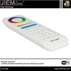 CONTROL REMOTO RGB+CCT WIFI 2,4 Ghz - FUT-089-1