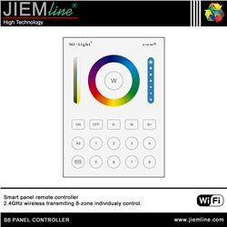 PANEL CONTROLADOR RGB+CCT WIFI 2,4 Ghz - B8-1