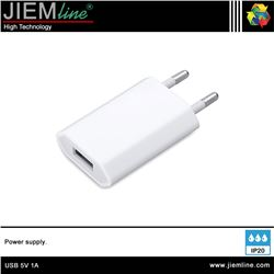 FUENTE ALIMENTACIÓN USB 12W 5V DC - USB 5V 1A