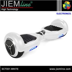 SMART SCOOTER BLANCO BLUETOOH - SCT001-WHITE-01