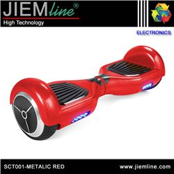 SMART SCOOTER ROJO BLUETOOH - SCT001-METALIC RED-01