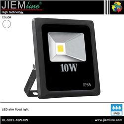 PROYECTOR SLIM LED BLANCO FRÍO 10W - HL-SCFL-10W-CW