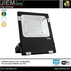 PROYECTOR SLIM LED RGB+CCT 20W WIFI 2,4 Ghz - FUT-T04 RGB+CCT-1