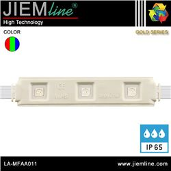 MODULO LED RECTANGULAR RGB IP65 - LA-MFAA011
