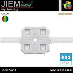 MODULO LED CUADRADO RGB IP65 - LA-MFAA013
