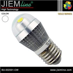 LÁMPARA LED E27 BLANCO FRÍO 3W - BU-002001-CW