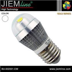 LÁMPARA LED E27 BLANCO FRÍO 3W - BU-002001-CW