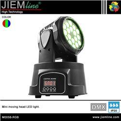 CABEZA MOVIL LED RGB - DMX 60W - M005B-RGB-1