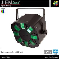 EIGHT MOONFLOWER LED RGBW - DMX 25W - A039C-RGBW-1