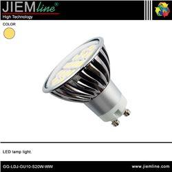 LÁMPARA LED GU10 BLANCO CÁLIDO 3,5W - GG-LDJ-GU10-S20W-WW