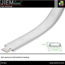 PERFIL LED ALUMINIO SUPER SLIM FLEX 2,5 m - AP1801-1
