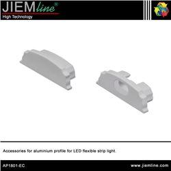 TAPAS PERFIL LED ALUMINIO SUPER SLIM FLEX - AP1801-EC