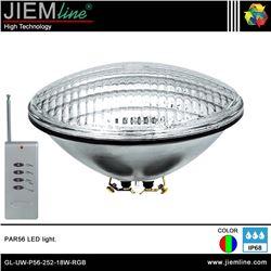 LÁMPARA LED PAR56 RGB 18W - GL-UW-P56-252-18W-RGB