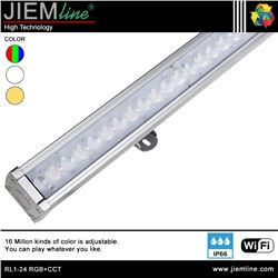 BAÑADOR SLIM LED RGB+CCT 24W WIFI 2,4 Ghz - RL1-24 RGB+CCT-1