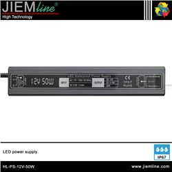 FUENTE ALIMENTACIÓN 50W 12V DC IP67 - HL-PS-12V-50W