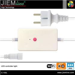 CONTROLADOR LED RGB WIFI 2,4 Ghz - C-100L
