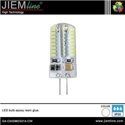 LÁMPARA LED G4 BLANCO FRÍO 3W - G4-C64SMD3014-CW