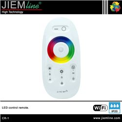 CONTROL REMOTO RGB WIFI 2,4 Ghz - CR-1