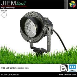 LUMINARIA LED JARDIN BLANCO FRÍO 10W - GL-P-COB-10W-CW