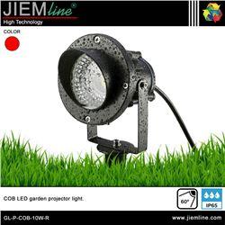 LUMINARIA LED JARDIN ROJO 10W - GL-P-COB-10W-R
