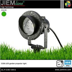 LUMINARIA LED JARDIN VERDE 10W - GL-P-COB-10W-G