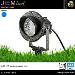 LUMINARIA LED JARDIN AZUL 10W - GL-P-COB-10W-B