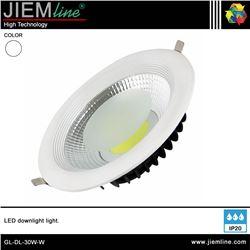 DOWNLIGHT LED BLANCO NEUTRO 30W - GL-DL-30W-W