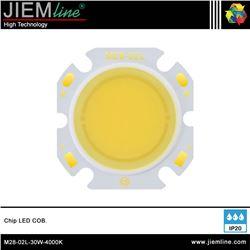 CHIP LED COB 30W 30~34V DC 4000K - M28-02L-30W-4000K