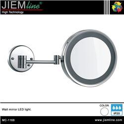 ESPEJO DE PARED CON LUZ LED - MC-1168