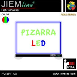 PIZARRA LED 260X450 mm IrDA - HQ550T