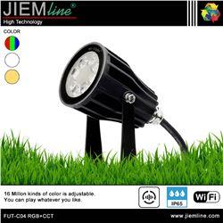 PROYECTOR SLIM LED RGB+CCT 6W WIFI 2,4 Ghz - FUT-C04 RGB+CCT