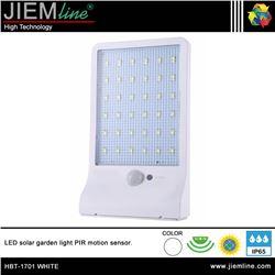 LUMINARIA LED SOLAR BLANCO FRIO 4W - HBT-1701 WHITE 01