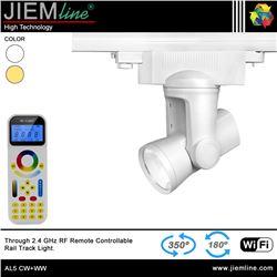 LÁMPARA LED TRACK LIGHT CW+WW 25W WIFI 2,4 Ghz - AL5 CW+WW-1