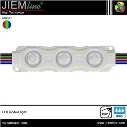 MÓDULO LED RECTANGULAR RGB IP65 - YS-MD5Q31-RGB