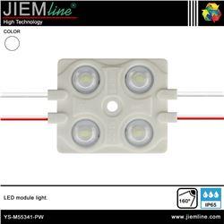 MÓDULO LED CUADRADO BLANCO PURO IP65 - YS-M55341-PW