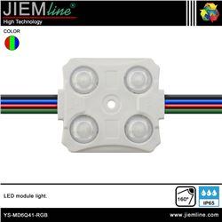 MÓDULO LED CUADRADO RGB IP65 - YS-MD6Q41-RGB