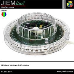 LÁMPARA LED RGB SUNFLOWER 8W - HL-EFL-S044-1