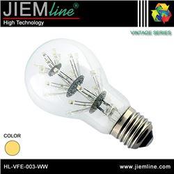 LÁMPARA LED E27 BLANCO CÁLIDO 1W - HL-VFE-003-WW