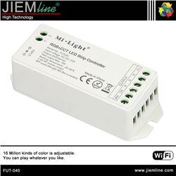 CONTROLADOR TIRA LED RGB+CCT WIFI 2,4 Ghz - FUT-045-1