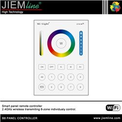 PANEL REMOTO RGB+CCT WIFI 2,4 Ghz - B8-1