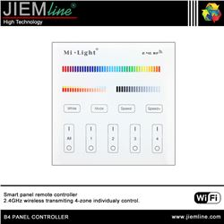 PANEL REMOTO RGB+CCT WIFI 2,4 Ghz - B4-1