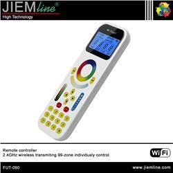 CONTROL REMOTO RGB+CCT WIFI 2,4 Ghz - FUT-090-1