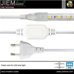 SET CABLE ALIMENTACIÓN TIRA LED (IP68) - D610 POWER CORD