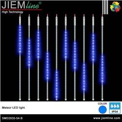 METEORITO LED AZUL 50 cm - SMD2835-54-B
