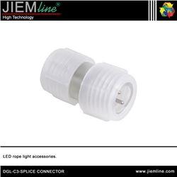 CONECTOR LINEAL MANGUERA LED 3 HILOS - DGL-C3-SPLICE CONNECTOR