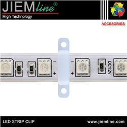CLIP FIJACIÓN TIRA LED - LED STRIP CLIP