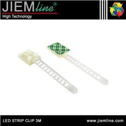CLIP FIJACIÓN 3M TIRA LED - LED STRIP CLIP 3M