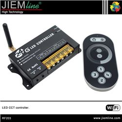 CONTROLADOR MONOCOLOR WIFI 2,4 Ghz - RF203